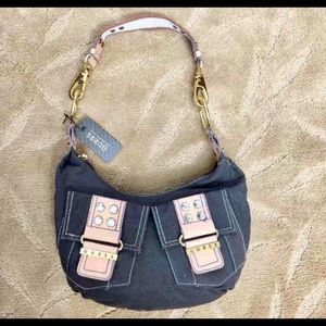 NET GUESS handbag
